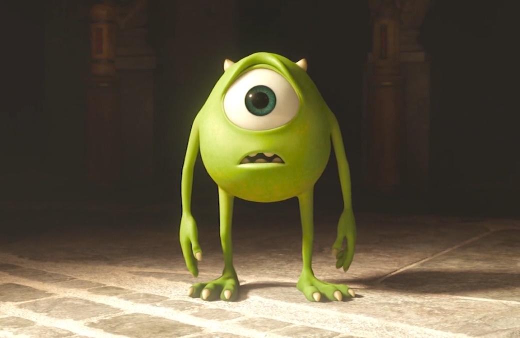 Emotions Of Pixar